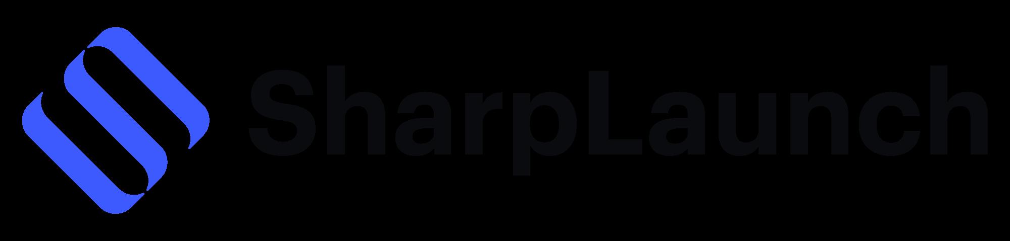 SharpLaunch Logo