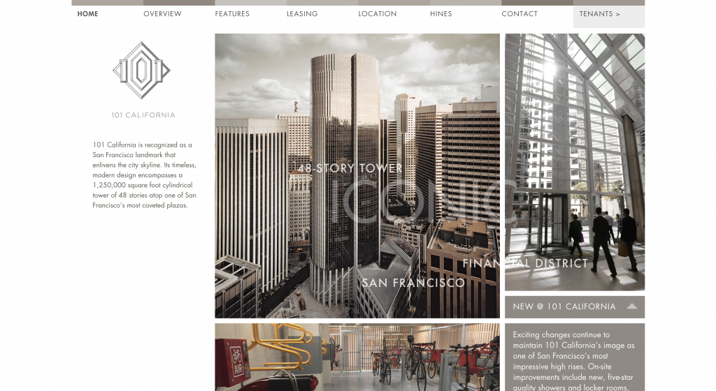 101 California Home Page
